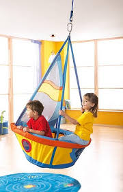Hanging Chairs For Bedroom The Boo And The Boy Hanging Chairs Swings In Kids U0027 Rooms