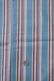 1930s or 40s vintage fabric candy striped cotton shirting dapper