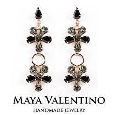 Chandelier Gold Earrings Shop Rose Gold Chandelier Earrings On Wanelo