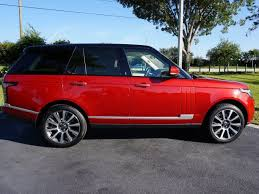 new 2017 land rover range rover 5 0l v8 supercharged autobiography
