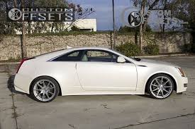 lowered cadillac cts 2012 cadillac cts tsw interlagos eibach lowered on springs