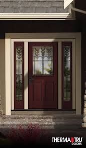 door best classic craft canvas therma tru entry doors with