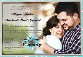 Wedding Invitations Utah California Ventura Mission 2011 2014 Wedding Announcements