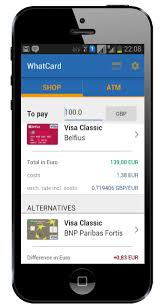 credit card apps for android faqs whatcard app for iphone and android tells you which credit