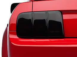 speedform mustang smoked light covers 80101 05 09 all