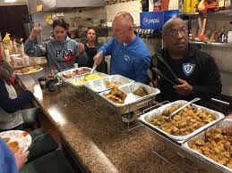 howell restaurant serves meal companionship to homeless on