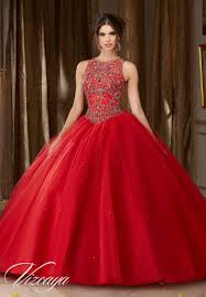 vizcaya quinceanera dresses vizcaya 89106 gemstone beaded quinceanera dress novelty