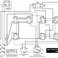 golf cart battery charger wiring diagram yondo tech