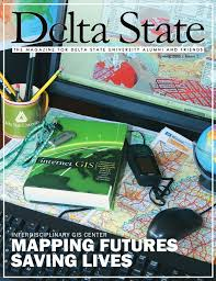 Delta Interactive Route Map by Delta State University Alumni Magazine Spring 2006 By Delta