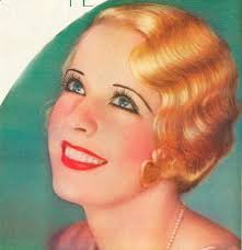 names of 1920s hairstyle marcel waves and finger waves hairstyles of the 1920s chic