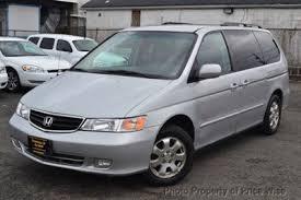 2003 honda odyssey minivan 2003 used honda odyssey 5dr ex l w dvd leather at prestige auto