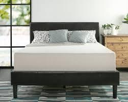 zen bedrooms memory foam mattress review the zinus 12 inch is a green tea infused miracle mattress zen sleeping