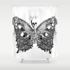 Science Shower Curtains Society6 Butterfly Shower Curtain Free Online Home Decor Oklahomavstcu Us