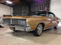 marti report included rare 1968 ford galaxie xl gt 428 bring a