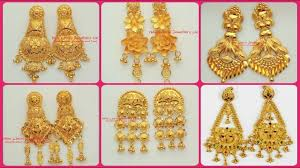 danglers earrings design gold dangle earrings design all new danglers earring