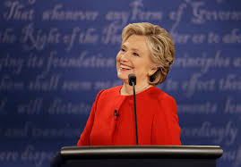 hillary clinton is now being criticized for smiling too much fortune