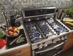 Cooktop Kitchen Ge Freestanding Ranges Have The Edge Ge Appliances Pressroom