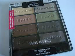 Wet Wild Comfort Zone Loose Powder Random Acts Of Cosmetology Palettes