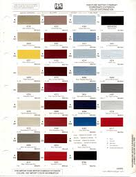 paint chips 1990 ford festiva