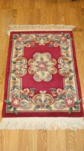 Tag Rugs Hand Woven Chinese Aubusson Oriental Rug 3 U00276