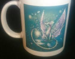 Dragon Coffee Cup Dragon Mug Etsy