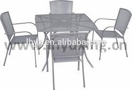 Outdoor Mesh Furniture by Metal Mesh Patio Furniture