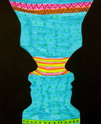 Vase Faces Illusion All Categories Macarthur Art