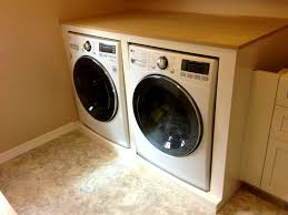 bathroom agreeable crazy wonderful diy built washer dryer and