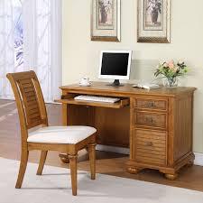Lowes Computer Desk Shop Hospitality Rattan Ships Wheel Light Brown Computer Desk At