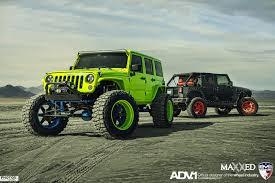 racing jeep wrangler jeep wrangler jku adv6 track function sl concave wheels adv 1