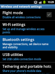 bluetooth settings android how to rename your bluetooth connection