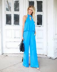 teal jumpsuit dynamic pocketed jumpsuit blue vici
