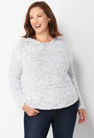 plus size sweaters christopher banks