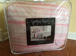 cynthia rowley girls bedding cynthia rowley pink flamingo 6pc full queen comforter bedding
