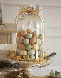 easter egg stands 20 easy and pretty easter egg display ideas shelterness