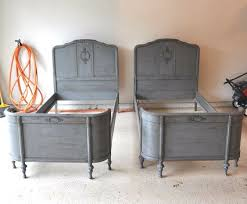 Eloquence One Of A Kind Vintage French Gilt Cane Louis Xvi Style Twin Bed Pair Best 25 Antique Beds Ideas On Pinterest Pink Vintage Bedroom