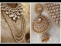indian wedding necklace images Top 5 latest indian wedding jewellery designs 2017 2018 jpg