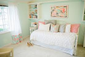 Mint And Grey Bedroom by Mint Green Bedroom Accessories Glass Windows Simple Headboard
