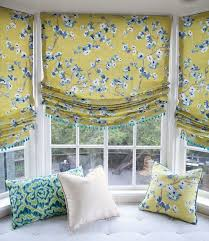 Printed Fabric Roman Shades - 270 best roman shades images on pinterest window coverings