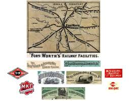 Fort Worth Map Amazing Untold History Of Fort Worth