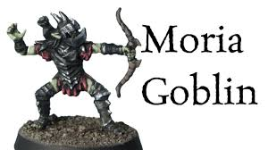 how to paint moria goblins youtube