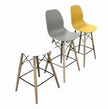 chaises hautes cuisine chaise haute scandinave inspirant photos chaise tabouret cuisine
