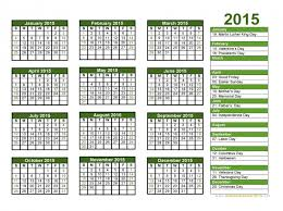2015 calendar templates with holidays 28 images 2015