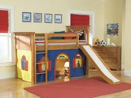 ideas tent bunk beds bed with slide by furniture pretty top