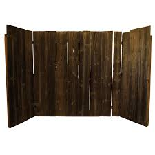 barn wood 3 panel wall u2013 celebrations party rentals