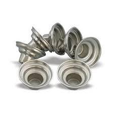 yair emanuel shabbat silver candlestick set