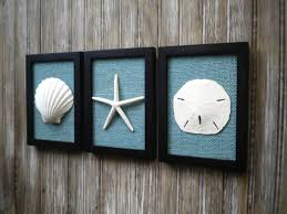 Beach House Home Decor by Cottage Chic Set Of Beach Decor Wall Art Nautical Decor