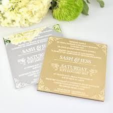 acrylic wedding invitations wordings weddingbee acrylic invitations together with acrylic
