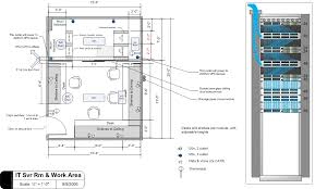 Design A Room Floor Plan by What Should I Be Looking For When Designing A Server Room Best