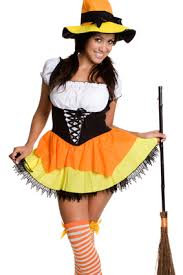 Candy Corn Halloween Costume Start Halloween Costume Blog 5 Steps